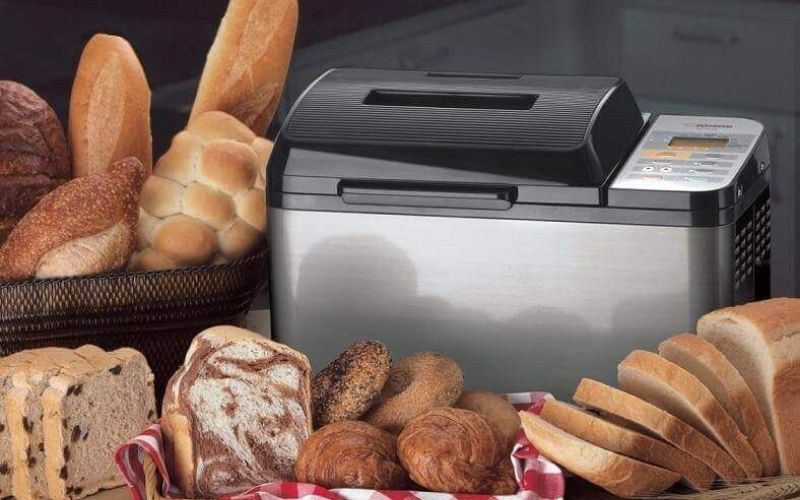 Horizontal Bread Maker