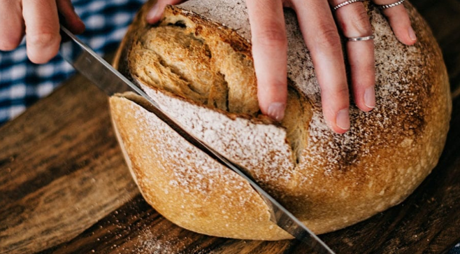 Is Making Your Own Bread Healthier