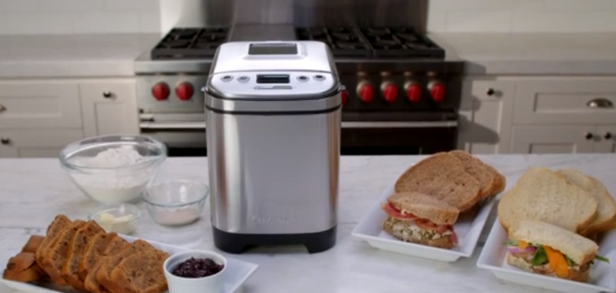 bread maker vs oven