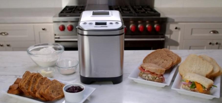cuisinart bread maker cbk-110 review